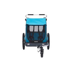 Thule Coaster XT Cykelanhænger blå/sort